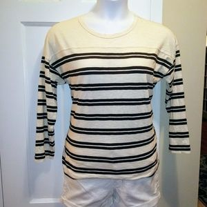 J.Crew Striped Top